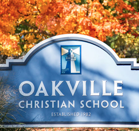 Oakville Christian Church School | 112 Third Line, Oakville, ON L6L 3Z6