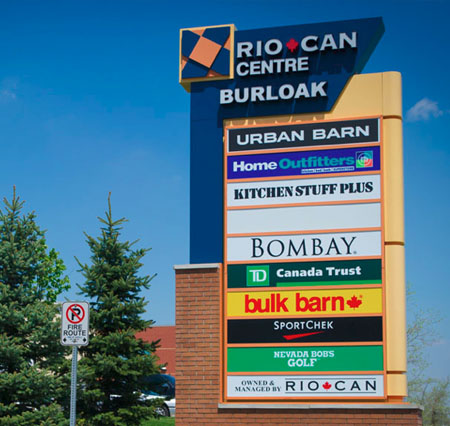 Riocan Center Burloak | 3543 Wyecroft Rd, Oakville, ON L6L 0B6